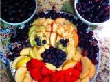 Mickey Mouse Pants Fruit Tray Mickey Mouse Fruit Tray Could Do This with Veggies