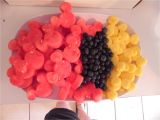 Mickey Mouse Shaped Fruit Tray the Taj Chronicles It 39 S A Mickey Mouse Clubhouse Party