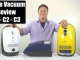 Miele C1 Vs C2 Miele Vacuum Review Compare C1 C2 C3 Series Youtube