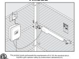 Mighty Mule Gate Opener Troubleshooting Installation Manual Fm500 Pdf