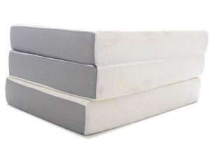Milliard 6 Inch Memory Foam Tri Fold Mattress Milliard 6 Inch Memory Foam Tri Fold Mattress Review