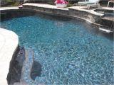 Mini Pebble Tec Caribbean Blue Pool Finishes Premier Pool Plastering