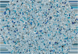 Mini Pebble Tec Caribbean Blue Stonescapes Pool Finishes Puerto Rico Blend National
