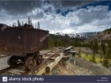Mining Cart for Sale Colorado Abandoned Gold Mine Colorado Stock Photos Abandoned Gold Mine