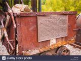 Mining Cart for Sale Colorado Gold and Silver town Colorado Stock Photos Gold and Silver town