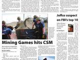 Mining Cart for Sale Colorado Golden Transcript 032113 by Colorado Community Media issuu