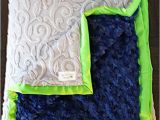 Minky Blanket for Adults Minky Blanket Adult Minky Oversized Minky Baby Boy Baby