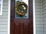 Minwax Gel Stain for Garage Door Gel Stain Over Already Painted Door Home Improvement Pinterest