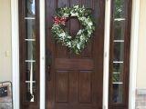 Minwax Gel Stain Garage Door Gel Stained Fiberglass Door I Used Old Masters Gel Stain Over My