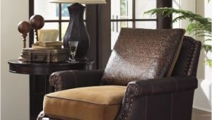 Mixing Leather sofa with Fabric Chairs Living Room Furniture Mixing Leather and Fabric Colorado