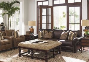 Mixing Leather sofa with Fabric Chairs Mixing A Leather sofa with Fabric Upholstery Pieces Baer