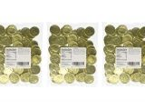 Money Saver Mini Storage Olympia Amazon Com Large Gold Foiled Milk Chocolate Coins 1lb Bag
