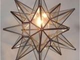 Moravian Star Light Lowes Moravian Clear Glass Star Light Lighting Connection
