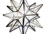Moravian Star Light Lowes Shop Quintana Roo Moravian Star 10 In Silver Plug In