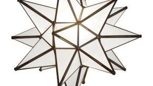 Moravian Star Light Lowes Shop Quintana Roo Moravian Star 15 In Bronze Plug In