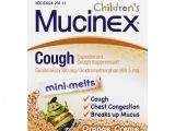 Mucinex Mini Melts Near Me Amazon Com Robitussin Children S Long Acting 8 Hour Cough Cold
