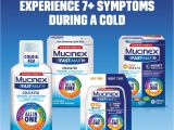 Mucinex Mini Melts Near Me Mucinex Fast Max Max Strength All In One Day Severe Cold Night