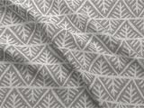 Mudcloth Fabric by the Yard Mudcloth Fabric Textured Mudcloth In Gray by Etsy