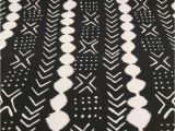 Mudcloth Print Fabric by the Yard Pin Od Hanna Smuga Na African Print Different W 2018 Pinterest