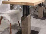 Mueblerias En San Diego California Mesa De Concreto Armado E Madeira Table Reinforced Concrete and