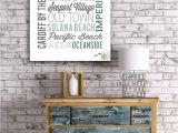 Murphy Bed Desk San Diego Amazon Com San Diego California Green Typography 12×18 Art