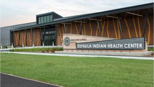 Muscogee Creek Nation Hospital Okmulgee Ok Eufaula Indian Health Center Muscogee Creek Nation Department Of