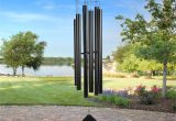 Music Of the Spheres Wind Chimes Bass Music Of the Spheres Pentatonic Bass 90 Inch Wind Chime