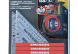 Name Of Measuring tools and their Uses Swanson Speed Square Pencil Tape Measure tool Value Pack S0101spt