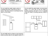 Navien Tankless Water Heater Installation Manual T K3 T K3 Pro On Demand Water Heater Installation Manual and Owner