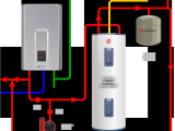 Navien Tankless Water Heater with Recirculating Pump Plumber Plumbing Plumbers Albany Ny Bethlehem Ny Chris Collins