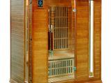 Near Infrared Sauna Kit Infrared Sauna China Finnish Red Cedar Sauna Health