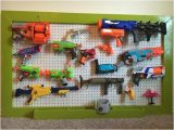 Nerf Gun Storage Rack Nerf Gun Storage Rack Pegboard 36×48 or by