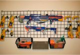 Nerf Gun Storage Racks Ready Aim Tidy 8 Ways to Store Nerf Guns Mum 39 S Grapevine