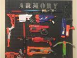 Nerf Gun Storage Wall Ideas 25 Best Ideas About Nerf Gun Storage On Pinterest Big