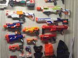 Nerf Gun Storage Wall Ideas Diy How to Build A Nerf Gun Battle Wall Life without Pink