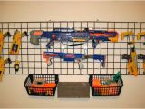 Nerf Gun Storage Wall Ideas Ready Aim Tidy 8 Ways to Store Nerf Guns Mum 39 S Grapevine