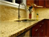 New Venetian Gold Granite with Subway Tile Backsplash New Venetian Gold Granite for the Kitchen Backsplash Ideas