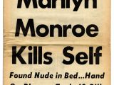 New York Life Eft Death Of Marilyn Monroe Wikipedia