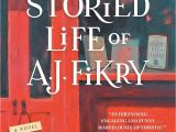 New York Life Eft the Storied Life Of A J Fikry A Novel Gabrielle Zevin