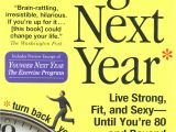 New York Life Eft Younger Next Year Live Strong Fit and Sexy until You Re 80 and