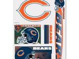 Nfl Decals for Bean Bag Boards Chicago Bears 11 Quot X17 Quot 5 Ultra Decals Bean Bag toss Nfl