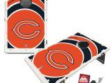 Nfl Decals for Bean Bag Boards Chicago Bears Nfl Baggo Bean Bag toss Cornhole Game Vortex