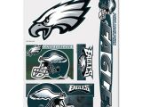 Nfl Decals for Bean Bag Boards Philadelphia Eagles 5 Ultra Decals 11 Quot X 17 Quot Nfl Football