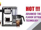 Ninja Coffee Bar Cf091 Review Hot Ninja Coffee Bar Brewer System with Glass Carafe