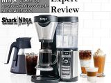 Ninja Coffee Bar Cf091 Review Ninja Coffee Bar Brewer with Glass Carafe Cf080z Review