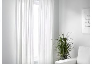 Noise Reducing Curtains Ikea Uk Ikea Vivan Curtains 1 Pair White In 2019 Products Curtains