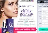 Novela Anti Aging Serum Skin Novela Anti Aging Serum top Skin Care Trials