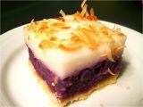 Okinawan Sweet Potato Pie Honolulu Taste Of Hawaii Cakey Keiki