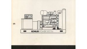 Old Kohler Generator Manuals Kohler K181t Manual Cleanupload