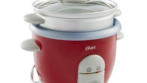 Olla De Presion Electrica Walmart Oster 6 Cup Rice Cooker and Steamer 4722 Walmart Com